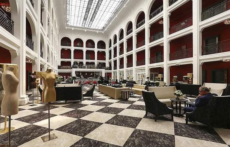 Le Regina Biarritz Hotel & Spa - Conference - 64