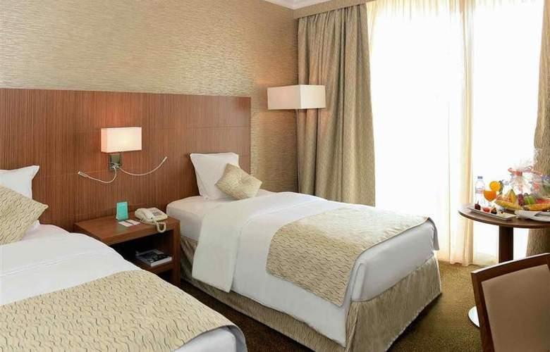 Mercure Grand Doha City Centre - Room - 2