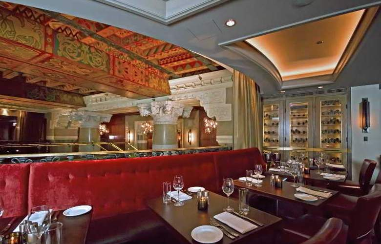 InterContinental Chicago Magnificent Mile - Restaurant - 10