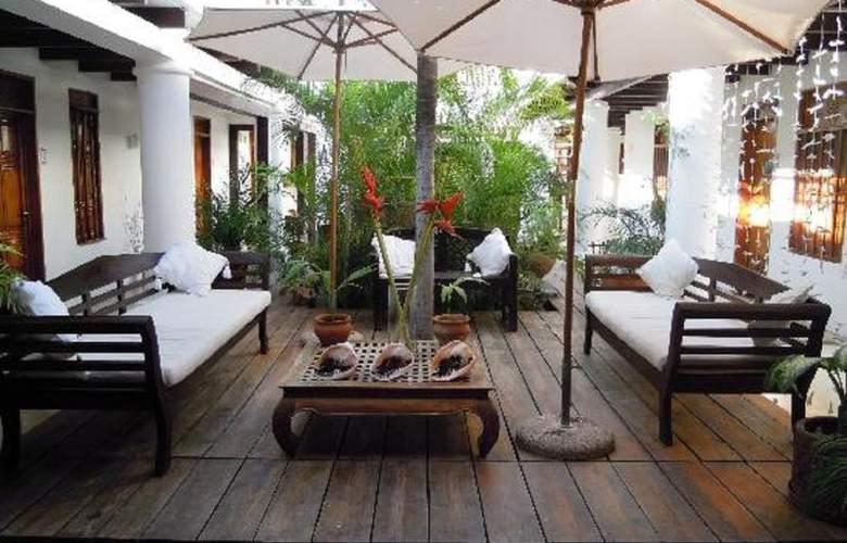 Posada Acuarela - Terrace - 8