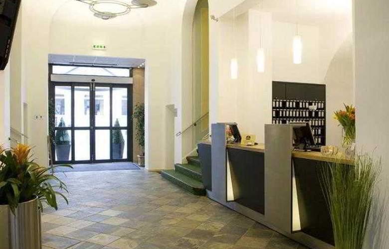 BEST WESTERN Hotel Hebron - Hotel - 13