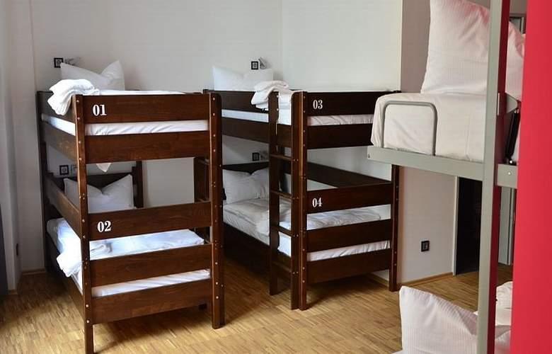 Say Cheese Leipzig Hotel & Hostel - Room - 5