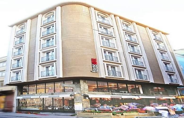 Faros Hotel Sirkeci - Hotel - 0