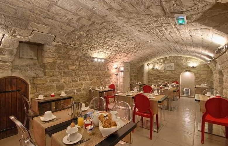 Villa Margaux Opera Montmartre - Restaurant - 12