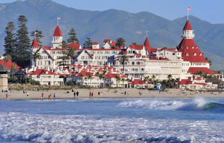 Del Coronado Resort - Beach - 11