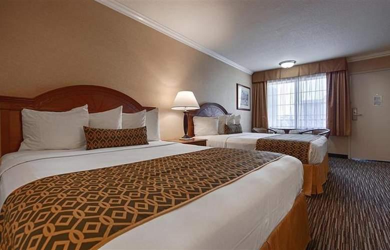 Best Western Airpark Hotel - Room - 43