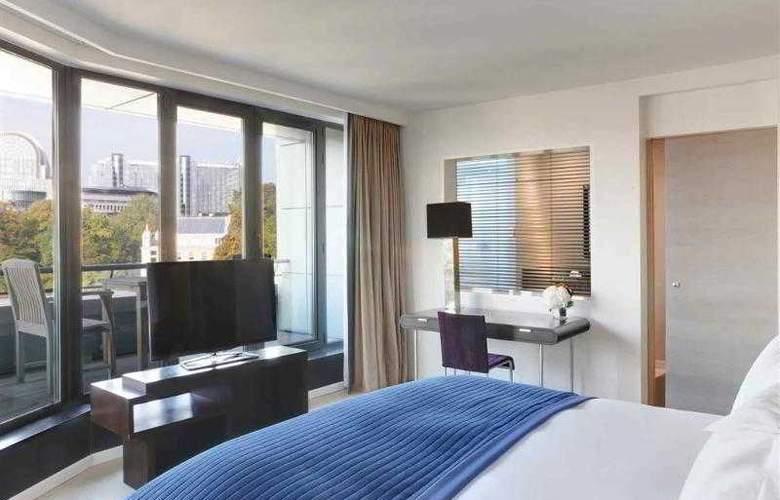 Sofitel Brussels Europe - Hotel - 17