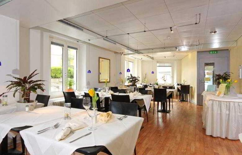 Rex Swiss Quality Hotel - Restaurant - 8