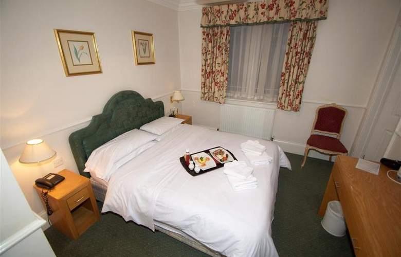 Best Western Montague Hotel - Room - 117