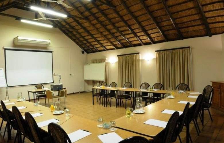 Zulu Nyala Country Manor - Conference - 8
