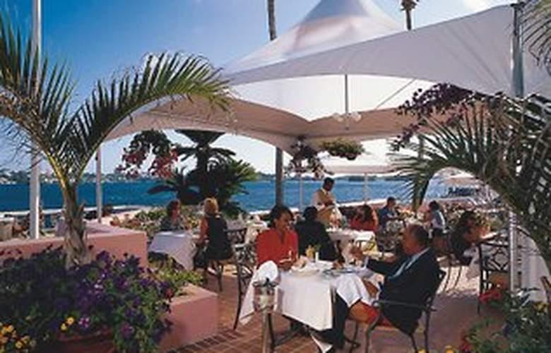 Hamilton Princess & Beach Club - Terrace - 4