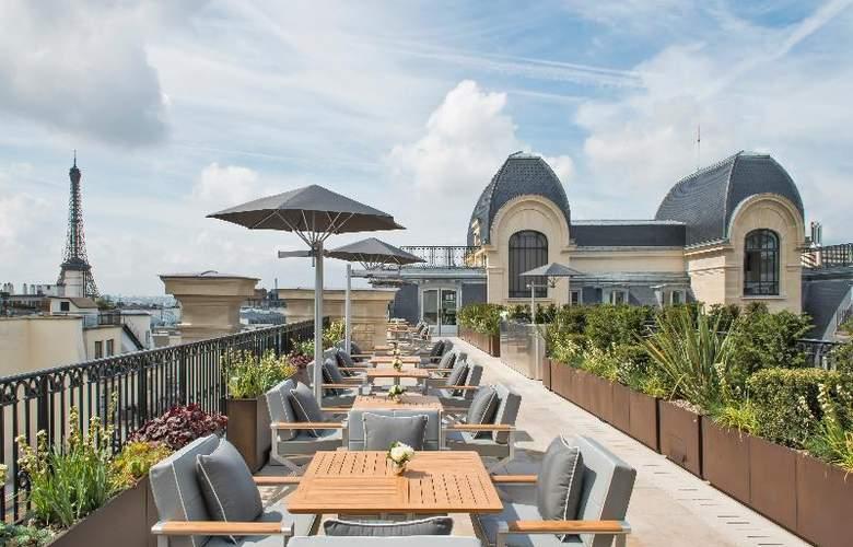 The Peninsula Paris - Restaurant - 23