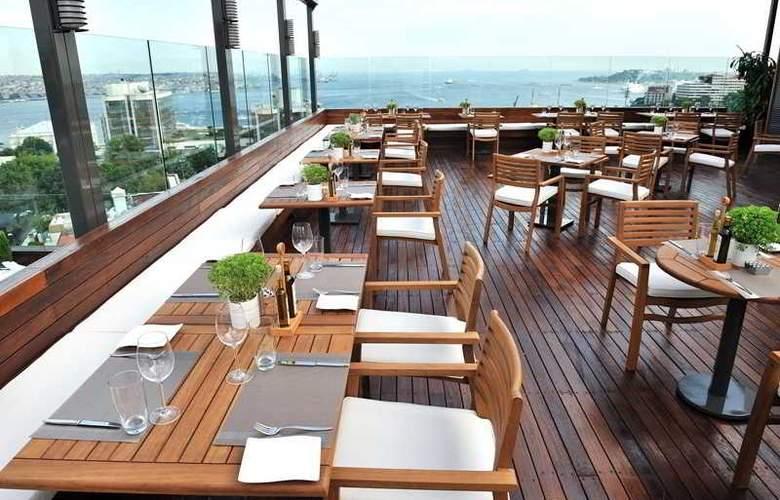 Hilton ParkSA Istanbul - Terrace - 7