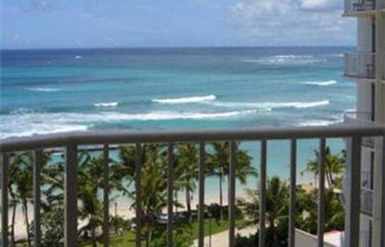 Aqua Park Shore Waikiki - Terrace - 8