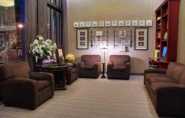 Homewood Suites by Hilton Indianapolis-Dwntow - Sport - 14