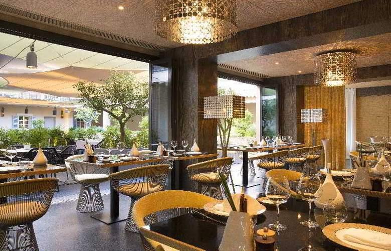 Hotel de Paris Saint Tropez - Restaurant - 13