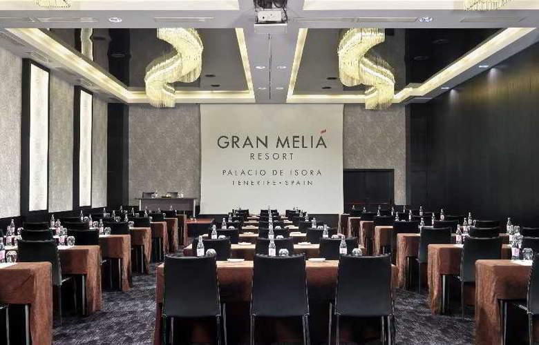Gran Meliá Palacio de Isora - Conference - 34
