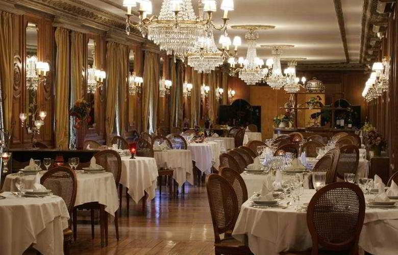Grand Hotel Gallia et Londres - Restaurant - 4