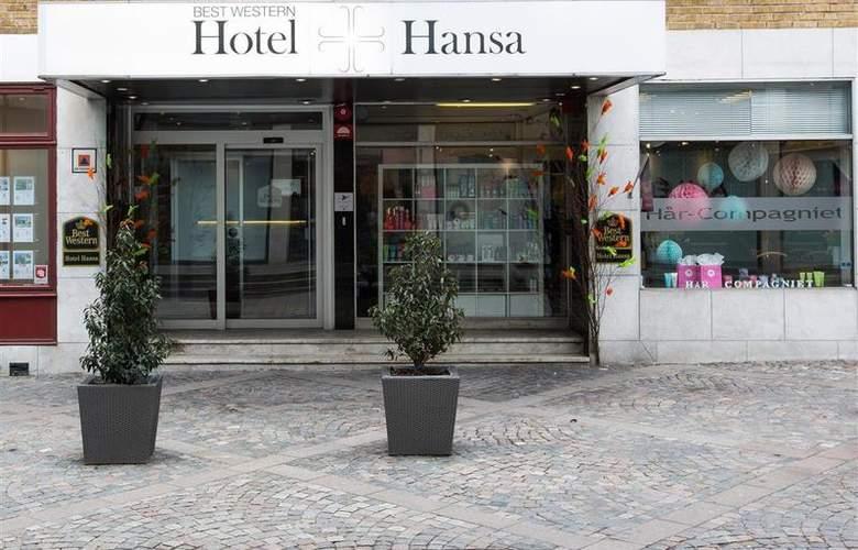 Best Western Hotel Hansa - Hotel - 16