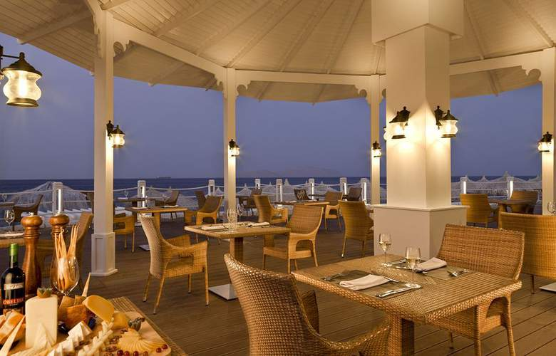 SUNRISE Grand Select Arabian Beach Resort - Restaurant - 4