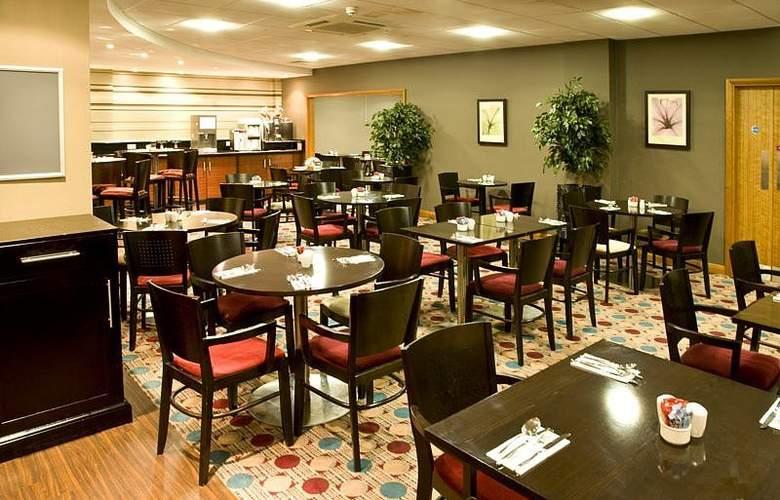 Premier Inn London City Tower Hill - Restaurant - 4
