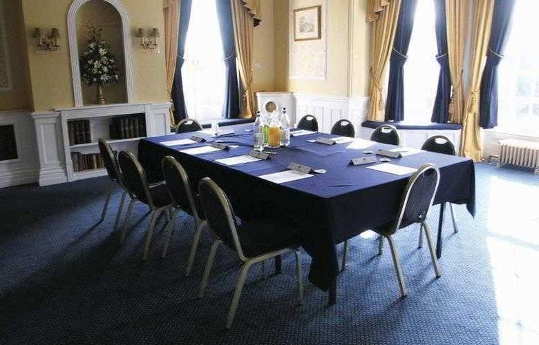 Best Western West Retford - Hotel - 7