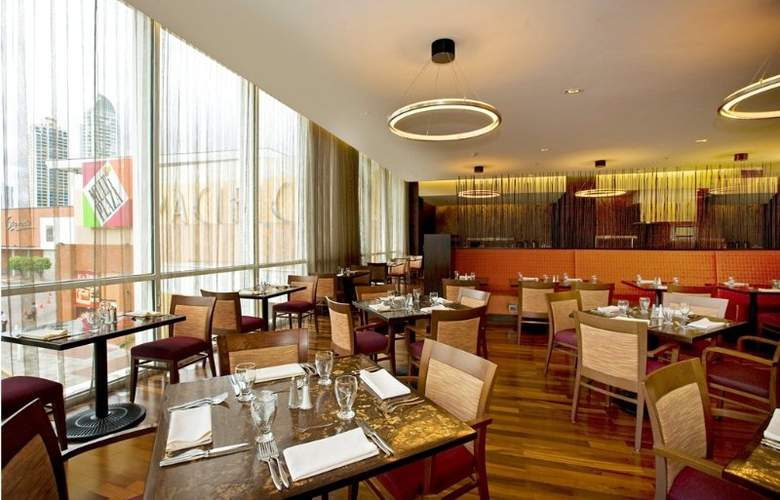 Courtyard Panama at Multiplaza Mall - Restaurant - 4