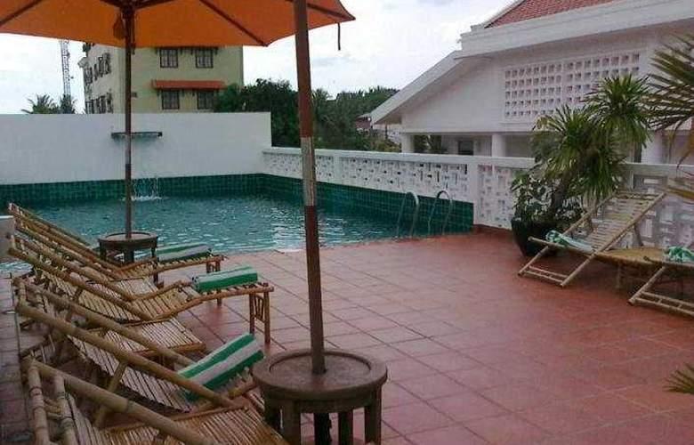 Karavansara Retreat And Residences - Pool - 8
