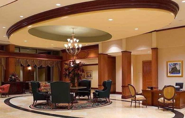 Chicago Marriott Southwest at Burr Ridge - Hotel - 4