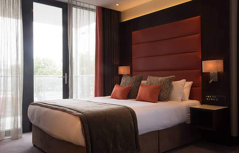St George's Hotel Wembley - Room - 4