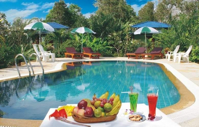 Baan Pongam Resorts - Pool - 2
