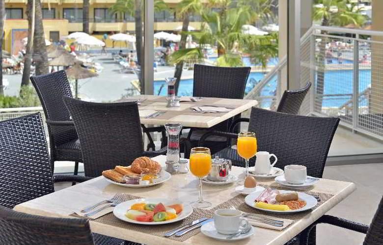 Sol Alcúdia Center Hotel Apartamentos - Restaurant - 4