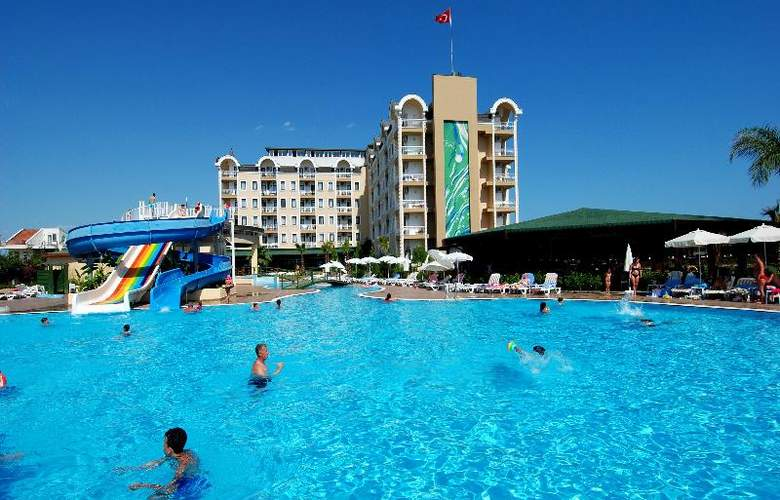 Maya World Hotel Belek - Pool - 58