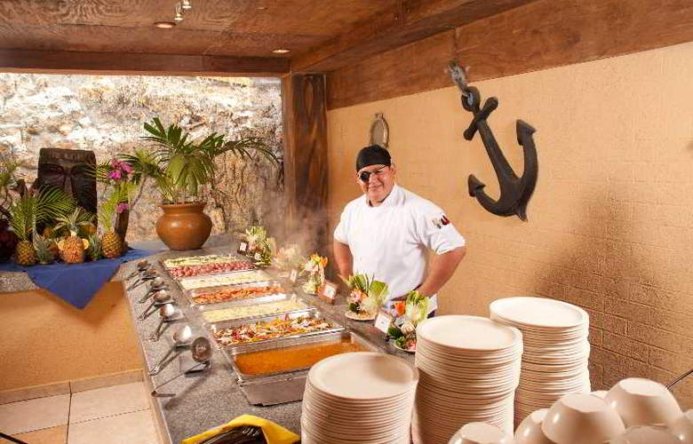 Vista Playa de Oro All Inclusive - Restaurant - 8