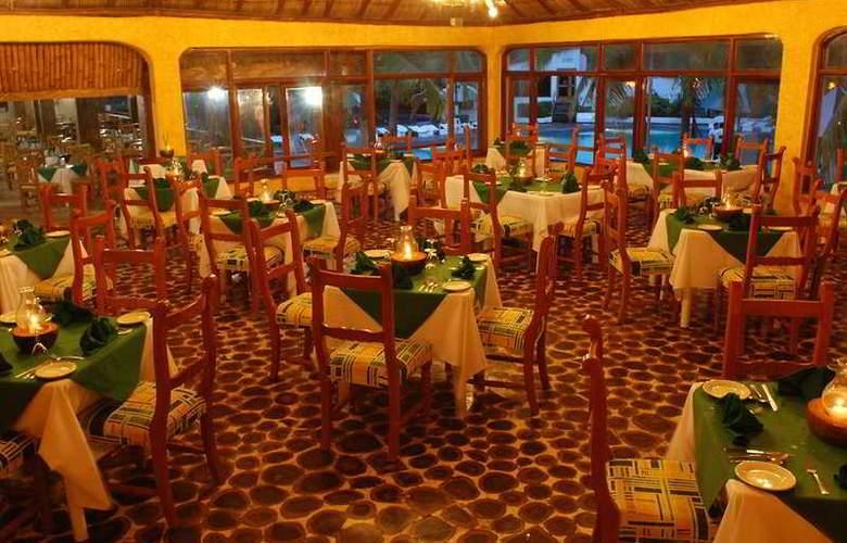 Vista Playa de Oro All Inclusive - Restaurant - 4
