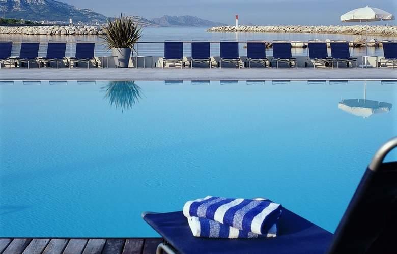 Nhow Marseille - Pool - 13