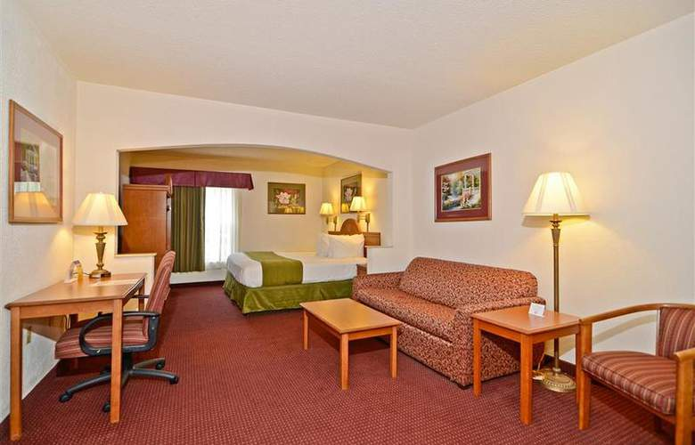 Best Western Suites - Room - 36