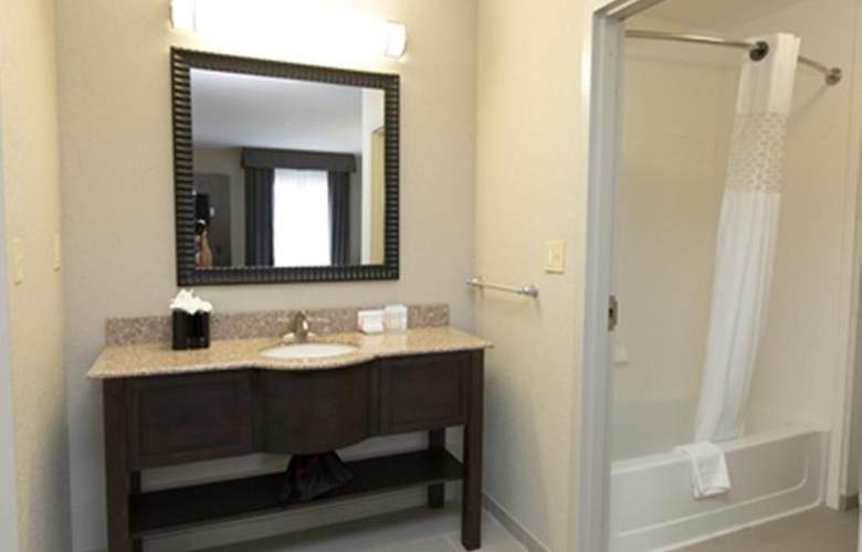 Hampton Inn and Suites Oklahoma City Airport - Room - 13