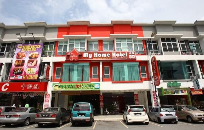 My Home Hotel Prima Sri Gombak - Hotel - 0