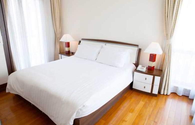 Yopark Serviced Apartment Yanlord Riviera Garden - Room - 0
