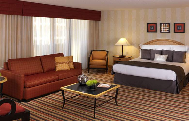 Crowne Plaza Atlanta Midtown - Room - 9
