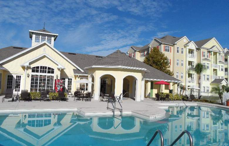 Disney Area Apartments and Townhomes - Pool - 17