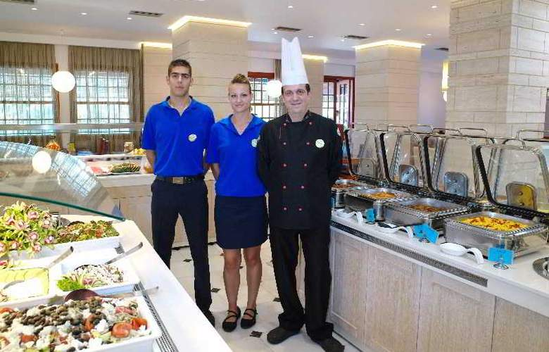 Kyknos Beach Hotel and Bungalows - Restaurant - 20
