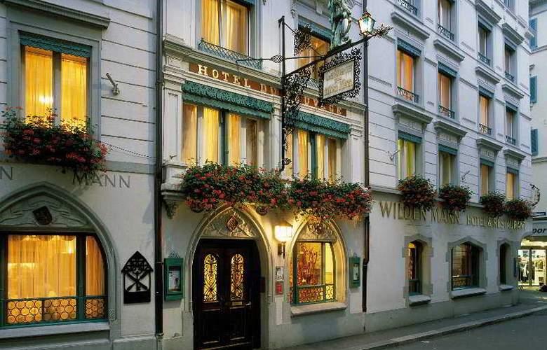 Romantik Hotel Wilden Mann - Hotel - 0