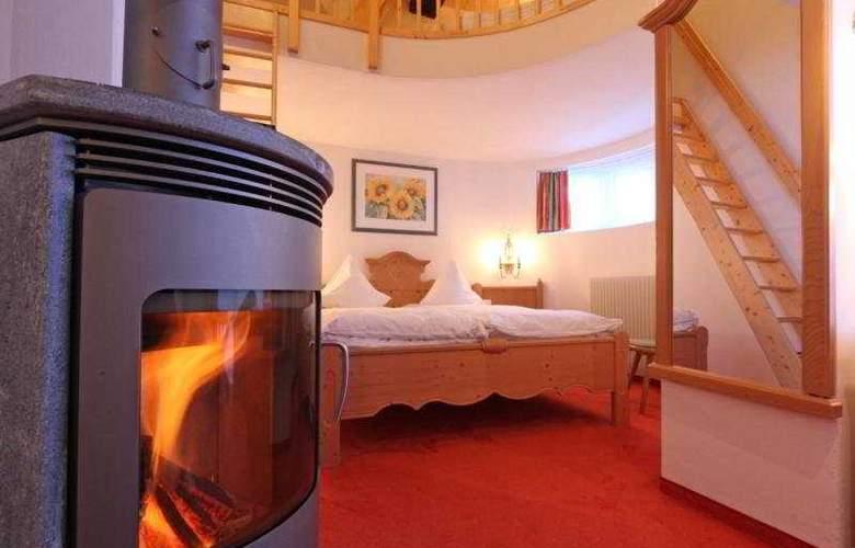 Graechen Swiss Quality Turm Hotel - Room - 5