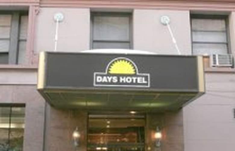 Days Inn Hotel New York City-Broadway - General - 1