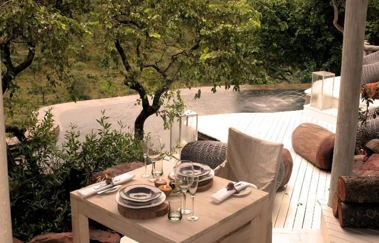 Clifftop Exclusive Safari Hideaway - Hotel - 13