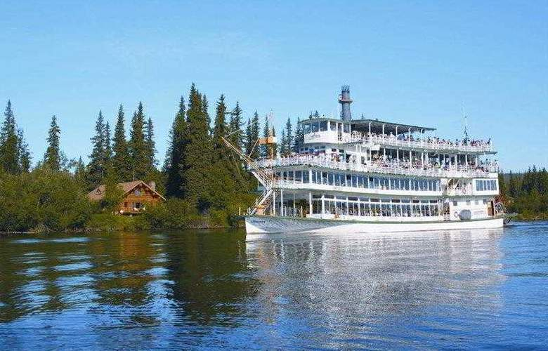 Best Western Plus Chena River Lodge - Hotel - 15