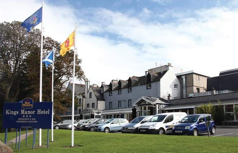 Best Western Kings Manor Hotel - Hotel - 184