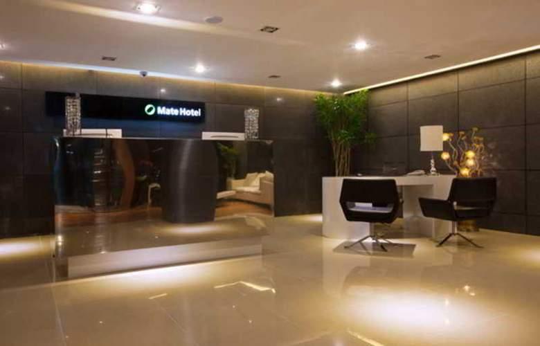 Mate Hotel Seoul - General - 1